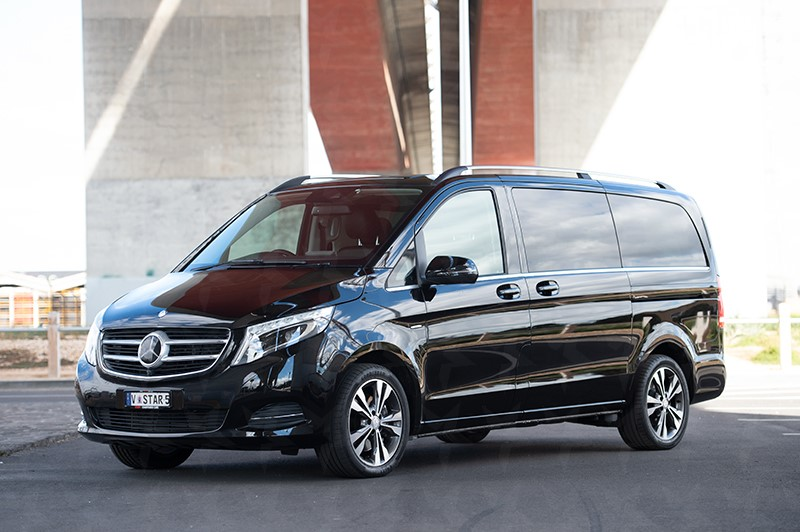 Mercedes People Movers V-Series