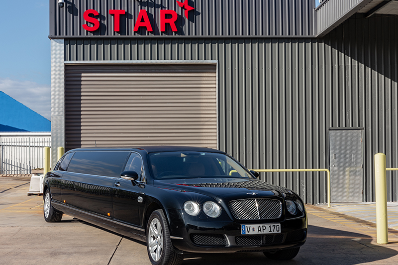 Bentley Stretch Limousine